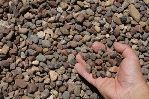 river stone for aquaponics